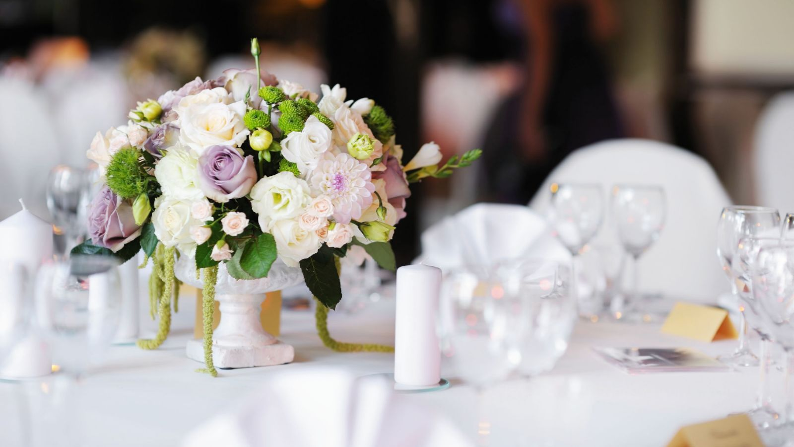 Philadelphia Wedding Venues - Flowers